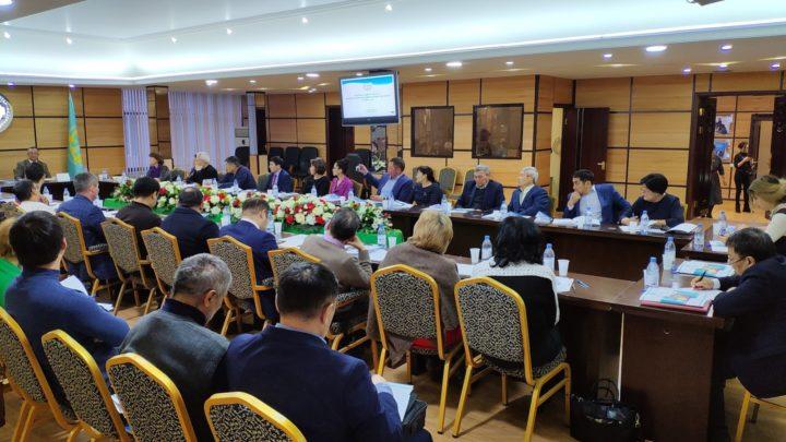 Организована Диалоговая площадка «Инициативы Лидера нации Н. А. Назарбаева, изменившие историю Казахстана»