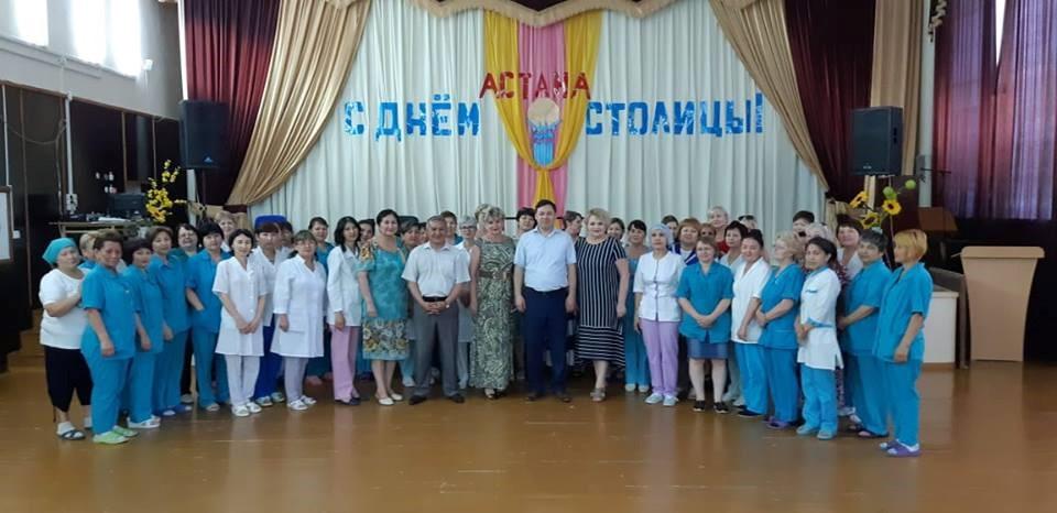 Диалоговая площадка на тему: «Ел жүрегі — Астана»