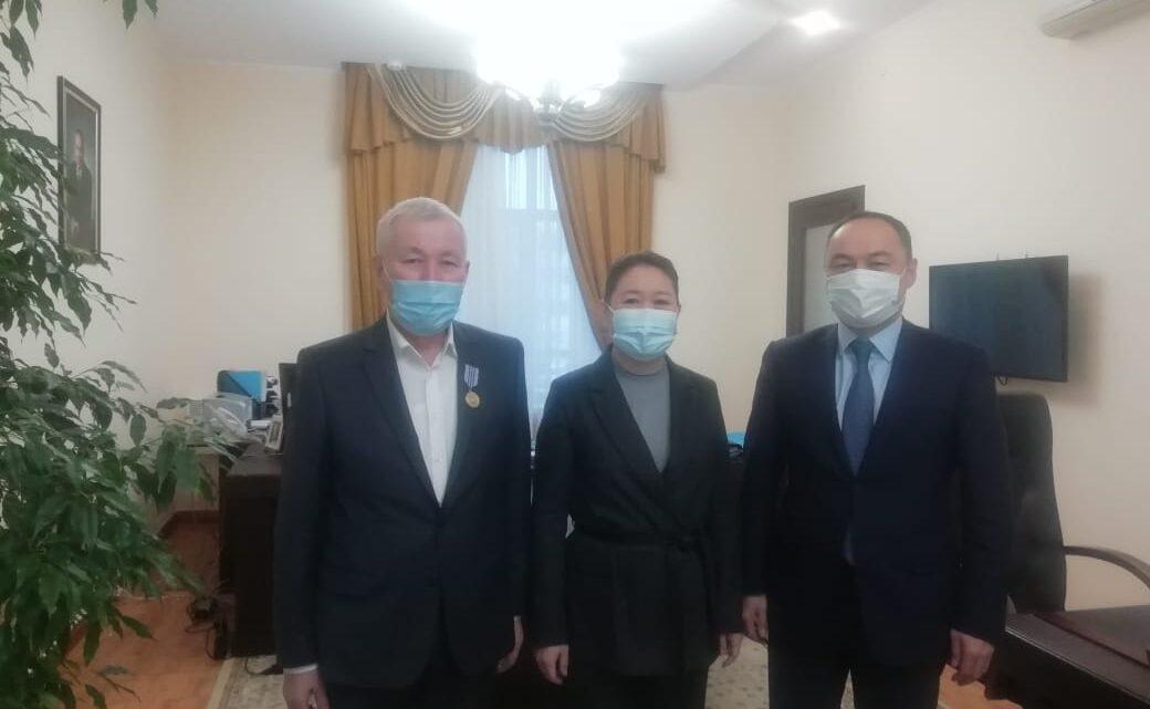 Очередной II Пленум Локального профсоюза Павлодарской области